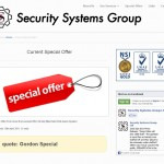 Alex Seymour - ugenda.com - Security Systems Group web design