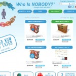 Who Is NOBODY? - Buy Online - Alex Seymour