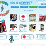 Who Is NOBODY? - In The News - Alex Seymour
