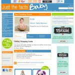 Just The Facts, Baby - Custom Newsletter Application